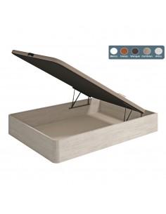 Canapé abatible con base tapizada de gran capacidad